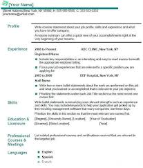 how to craft the perfect lpn resume   online lpn programslpn resume