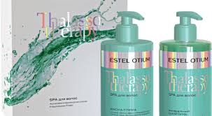 SPA-ритуал для волос <b>ESTEL OTIUM THALASSO</b> THERAPY ...