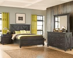 piece emmaline upholstered panel bedroom:  piece yosemite solid wood panel bedroom set by modus usa furniture online