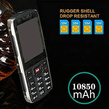 <b>Mobile Phone</b> Military Rugged 4 Sim Card <b>High quality Mobile</b> ...