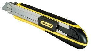 """<b>Нож Stanley</b> """"<b>FatMax</b>"""" с сегментным лезвием, <b>18</b> мм — купить в ..."""