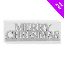 <b>Merry Christmas</b> Sign in Christmas Tree <b>Ornaments</b> for sale | eBay