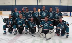 teams 2015 richmond hill old timers hockey league john eliopoulos mark aldrovandi doug young mike mcnamara front row l to r brian young harvey korman tony sialtsis bryan dalla rosa jeff agnew
