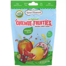 Torie Howard <b>Organic Candy Chews</b>