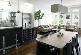 Rectangular Dining Room Lighting Kitchen Island Bar Table Kitchen Island With Dining Ideas Trends
