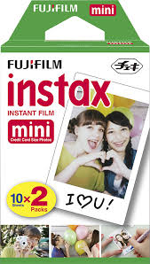 <b>Fujifilm instax</b> mini Instant <b>Color Film</b> Twin Pack 16437396 - Best Buy