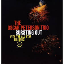 The <b>Oscar Peterson</b> Trio - <b>Bursting</b> Out With The All-Star Big Band ...