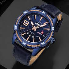 Relogio Masculino NAVIFORCE Watch <b>Men Fashion Waterproof</b> ...