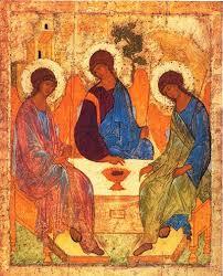 Картинки по запросу троица мама папа и я