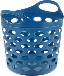 """<b>Корзина</b>-сумка """"<b>Gensini</b>"""", универсальная, цвет: синий, 13 л"""