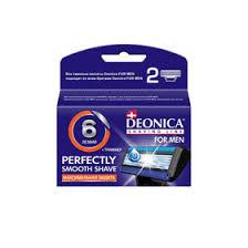 Сменные <b>кассеты Deonica for men</b> 6 лезвий, 4 шт (3807696 ...