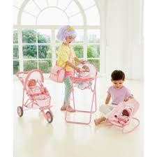 Купить Большой <b>набор аксессуаров для</b> кукол ELC 143423 - в ...