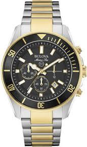 Купить <b>часы</b> с хронографом <b>Bulova</b> в интернет-магазине | Snik.co