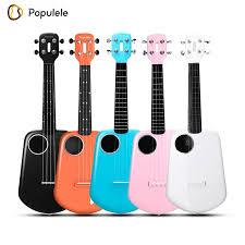 <b>Populele 2</b> LED <b>Smart</b> Soprano Ukulele Concert from <b>Xiaomi</b> ...