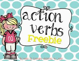 action verbs interactive notebook bie everyone deserves to learn action verbs interactive notebook bie