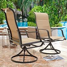 <b>Swivel</b> / Patio <b>Dining Chairs</b> / Chairs