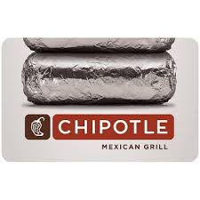 Chipotle $25 (email Delivery) : Target - Gift Cards