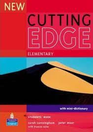 New <b>Cutting Edge Elementary Students</b>' Book : Peter Moor ...