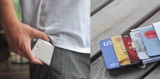 <b>Визитница Xiaomi MIIIW Rice</b> Business Card Case MWCH01 в ...