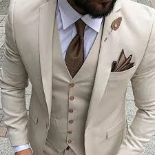 38 the ultimate guide on suit styling ideas for <b>men</b> 38 | Beige suits ...