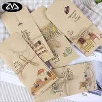 40pcs/<b>lot</b> Creative baking paper sticker DIY decoration ...