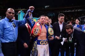 <b>Головкин</b> победил Деревянченко под гул болельщиков: Бокс и ...