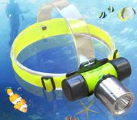 Discount Waterproof Diving Headlamps