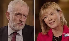 <b>Jeremy Corbyn</b> reveals he DOESN'T watch Queen's Speech   Daily ...