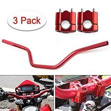 """MASO <b>7/8</b>"""" <b>22mm Motorbike Handlebar</b> Motorcycle Mid Handlebars ..."""