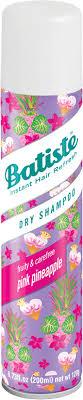 <b>Pink Pineapple</b> Dry Shampoo | <b>Batiste</b> Dry Shampoo