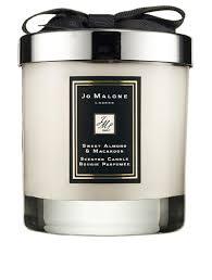 <b>JO MALONE</b> LONDON <b>Sweet Almond</b> & Macaroon Home Candle ...