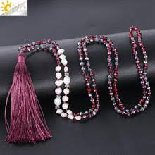 girls glass bead necklaces