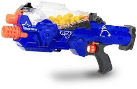 """Автомат с мягкими пулями на батарейках """"BlazeStorm"""" - ZC7109 ..."""