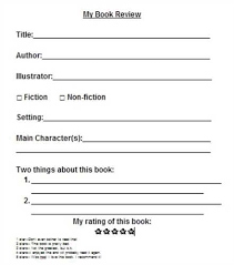 Free printable first grade book report forms Education com Readingreading Readiness Worksheets  download these free grade book report