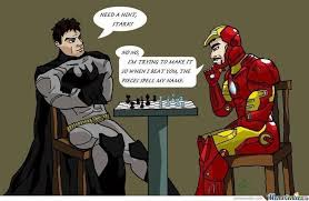 iron man memes | Batman Vs. Iron Man - Meme Center | Funny ... via Relatably.com