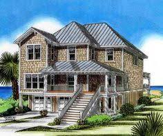 Plan NC  Beach House Plan   Cupola   Beach House Plans    Plan NC  Four Bedroom Beach House Plan