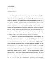 educational psychology observation paper    jonathan schultz  educational psychology observation paper    jonathan schultz professor