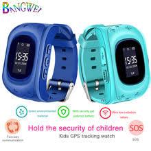 <b>BANGWEI</b> GPS Smart Watch <b>Kid</b> Safe smart SOS Call Second ...