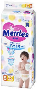 Купить <b>Merries подгузники XL</b> (<b>12</b>-<b>20 кг</b>) 44 шт. по низкой цене с ...
