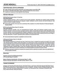 real estate resume sample real estate resume sample broker  sample resume for insurance agent sample resumes