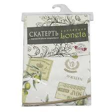<b>Скатерть</b> Mori <b>Loneta Савона</b>, 140х200 см — купить за 1 980 ₽ в ...