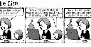 "Cyber Security <b>Cartoon</b> - ""<b>Merry Christmas</b> And Happy Holidays ..."