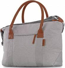 <b>Сумка для коляски Inglesina</b> Quad Day Bag Derby Grey - купить в ...