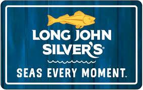 Long John Silver's » Gift Cards