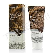 3W Clinic <b>Brown</b> Rice Foam Cleansing - <b>Пенка для умывания</b> с ...