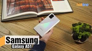 <b>Samsung Galaxy A51</b> — обзор <b>смартфона</b> - YouTube