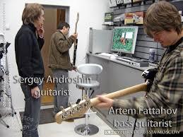 Jam Mate JM400T <b>гитары</b>, Артем Фаттахов, Сергей Андрошин ...