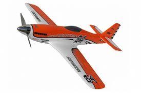 <b>Радиоуправляемый самолет Multiplex RR</b> FunRacer Orange Edition