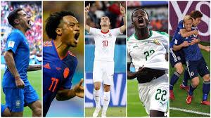 2018 World Cup Post Group Play Power Rankings - Brandon ...