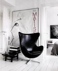 arne jacobsen egget egg chair beautiful black leatherclassic arne jacobsen egg chair leather black